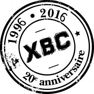 Logo XBC VTT 20ans